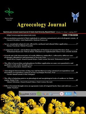 Agroecology Journal